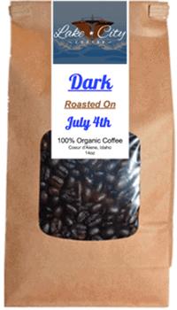 Whole Bean Delectable Dark RoastCoffee