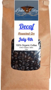 Delectable Decaf Coffee