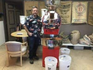 Conservative Coffee Roaster