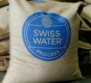 Swiss Water Processed